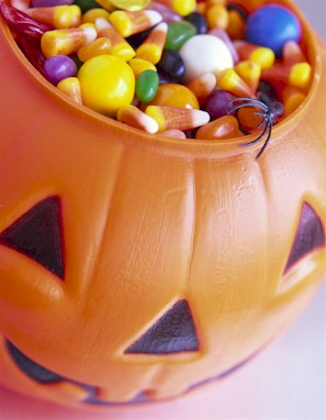 Gluten Free Halloween Candy