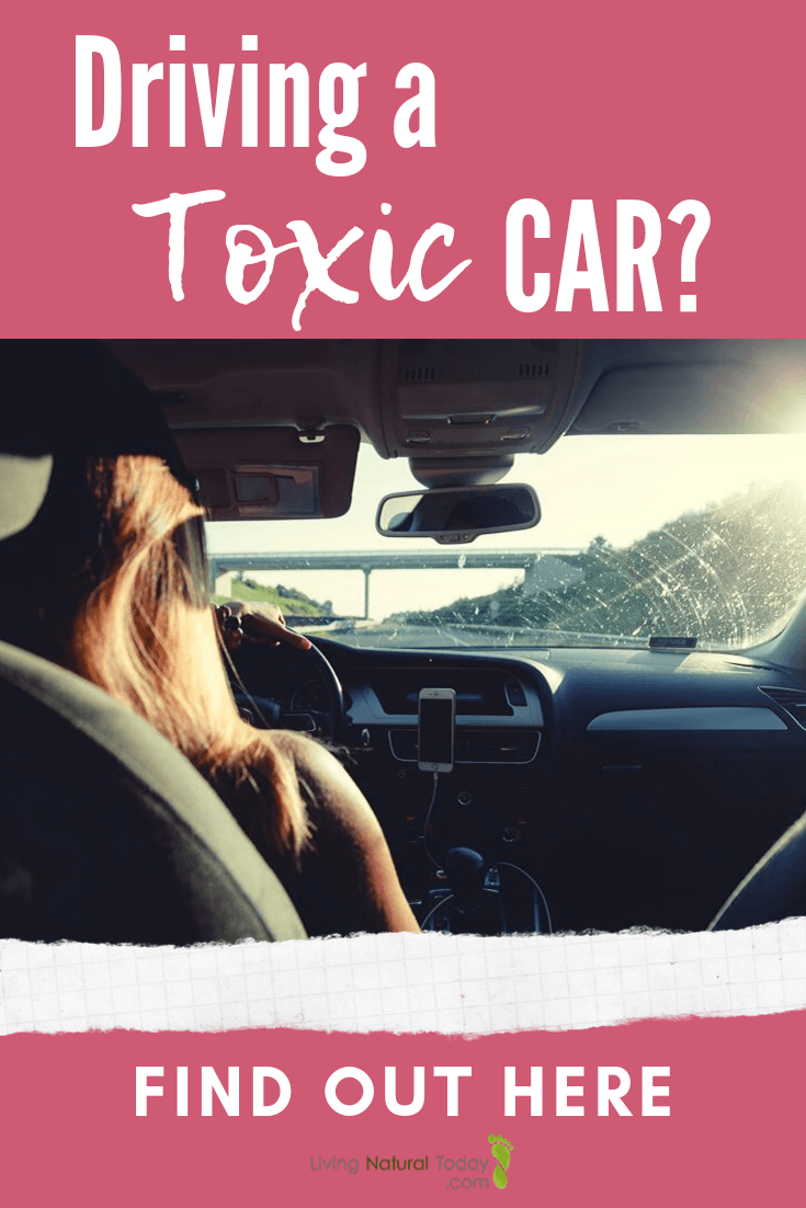 is new car smell toxic