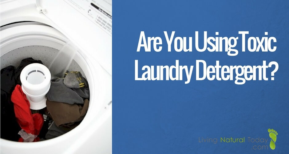Are You Using Toxic Laundry Detergent? 35