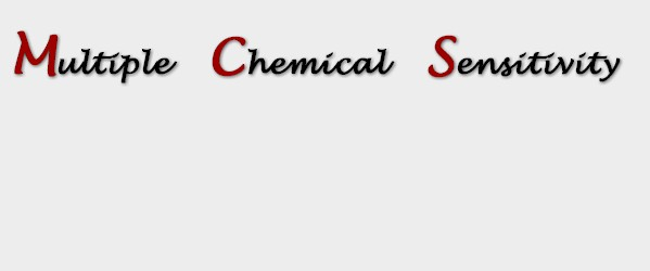 Multiple Chemical Sensitivity Awareness