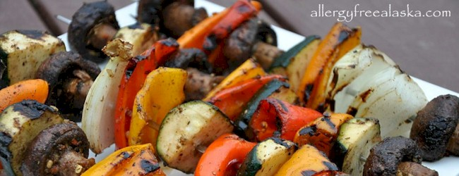Grilled Vegetables – Perfect for Summer