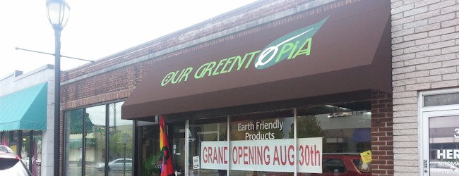 Non-Toxic Products in Metro Detroit:  Our Greentopia