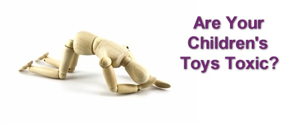 Green Christmas Gifts: Non-Toxic Toys