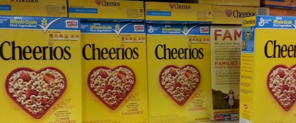 GMO Free Cheerios