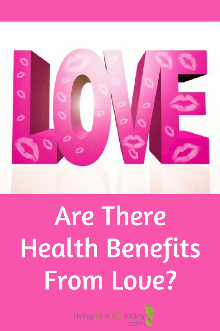 health benefits from love