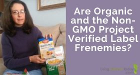 Are Organic and the Non-GMO Project Verified Label Frenemies?