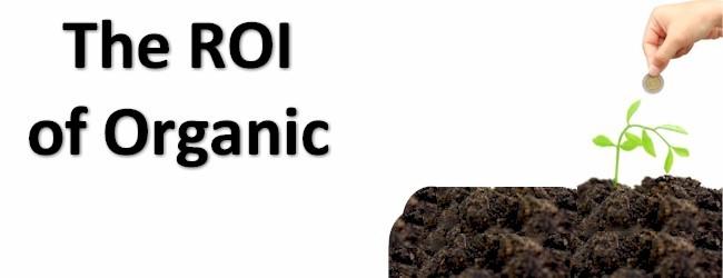 ROI of Organic
