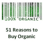 Reasons to buy organic