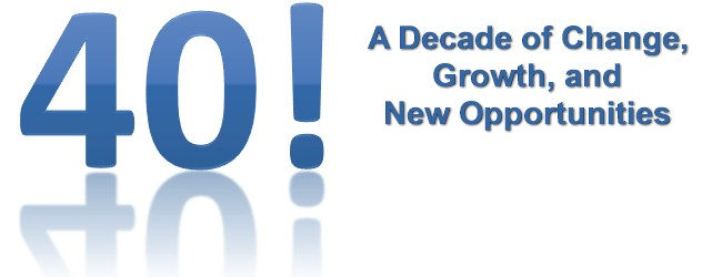 A Decade of Change, Growth and New Opportunities