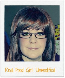 Real Food Girl
