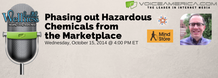 Phasing Out Hazardous Chemicals from the Marketplace  — Episode #5 Preview