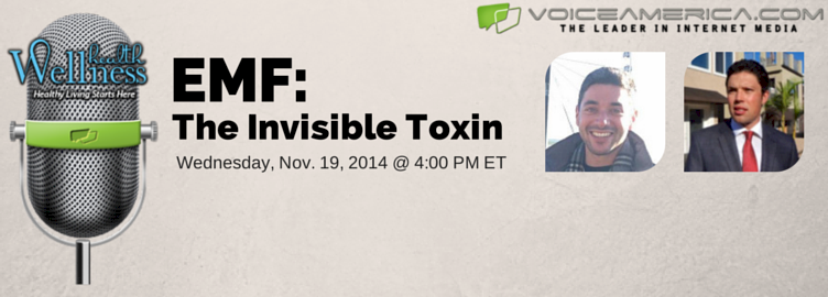 EMF: The Invisible Toxin — Episode #10 Preview