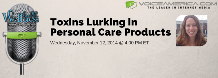 Toxins Lurking in Personal Care Products — Episode #9 Preview