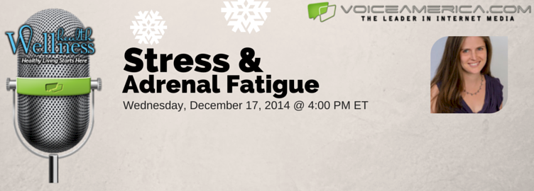 Stress and Adrenal Fatigue — Episode #13 Preview