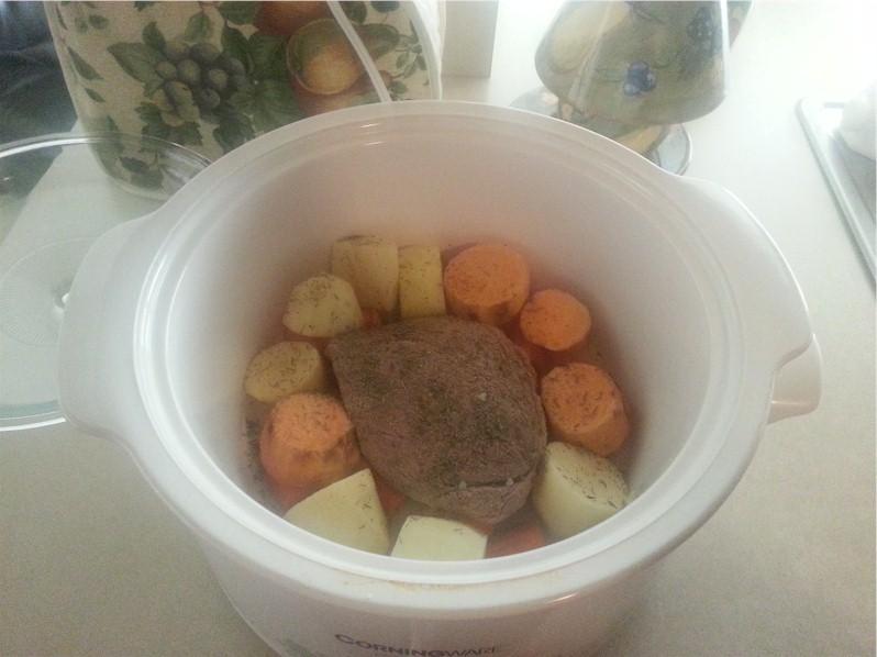 Gluten Free Pot Roast