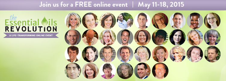 Essential Oils Revolution Online Summit