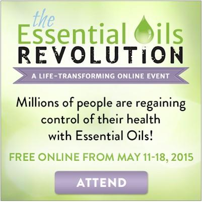 Essential Oils Revolution Online Summit