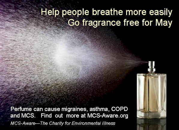 MCS and fragrance