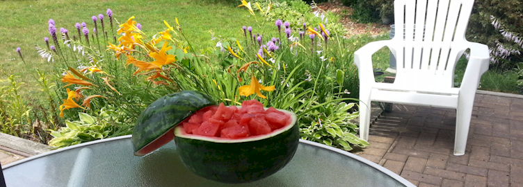 So Many Recipes for Watermelon! Who Knew?
