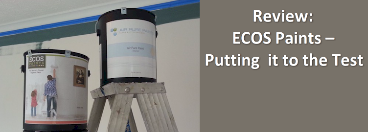 Review: ECOS Paints – Putting it to the Test