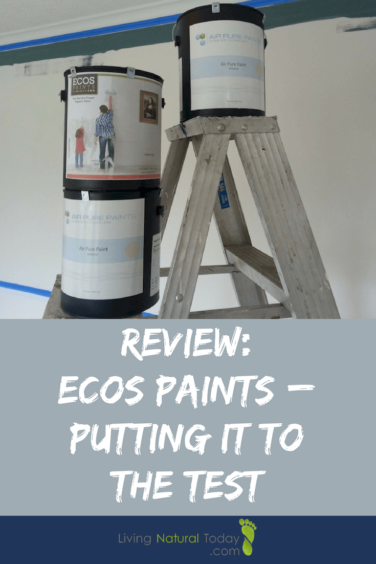 Ecos paints putting it to the test for Ecos organic paints