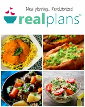 Real Plans Meal Plans