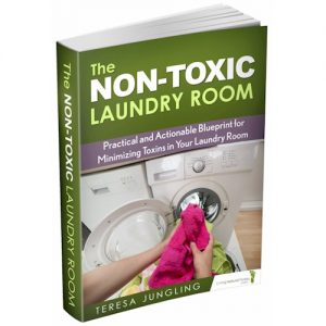 toxins in your laundry room