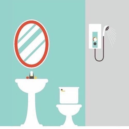 toxins in bathroom