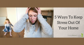5 Ways To Keep Stress Out Of Your Home