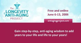 Learn How to Add Life to Your Years at the Online Longevity Summit