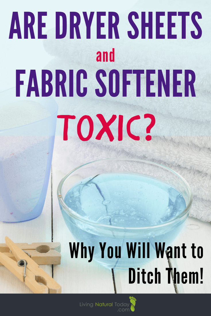 fabric softeners toxic