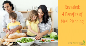 Revealed: 4 Benefits of Meal Planning