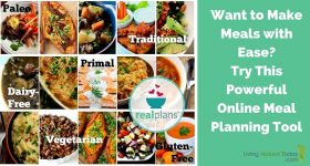 Want to Make Meals with Ease? Try This Powerful Online Meal Planning Tool
