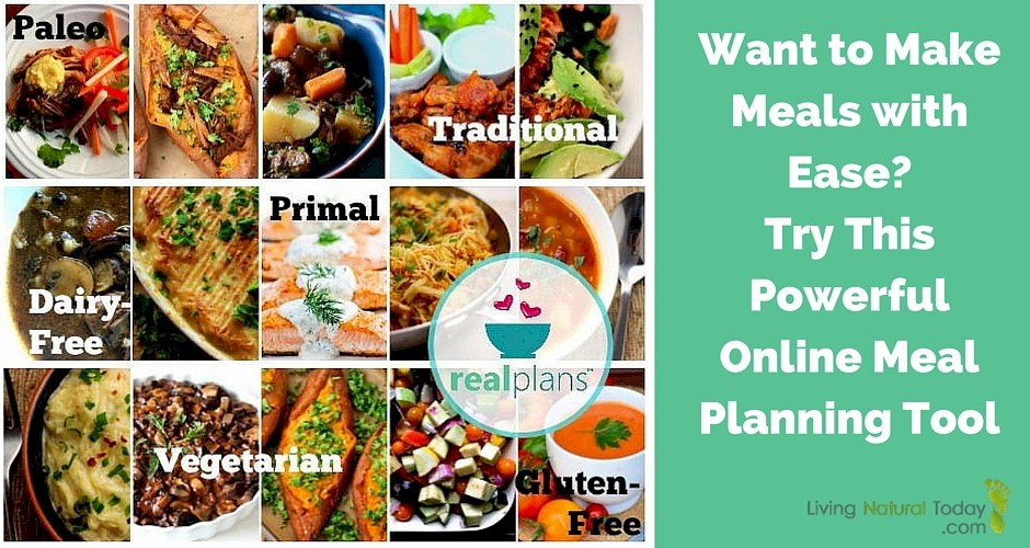 Online Meal Planning