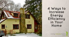 4 Ways to Increase Energy Efficiency in Your Home