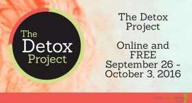Take Advantage of The Detox Project
