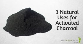3 Natural Uses for Activated Charcoal