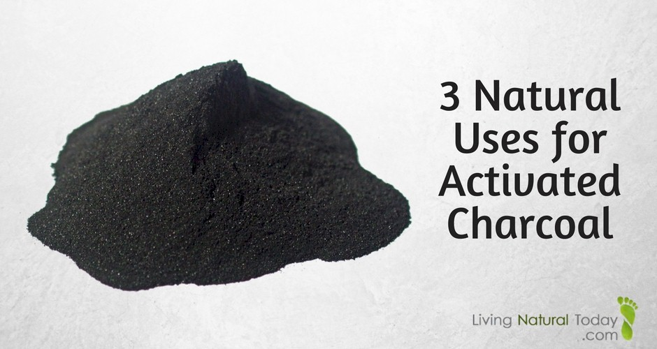 natural uses for activated charcoal