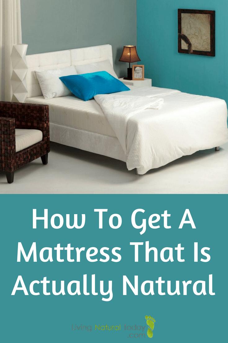 natural mattress
