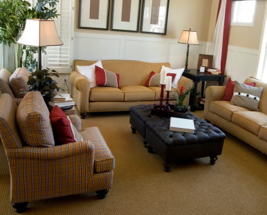 toxic living room