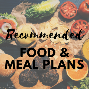 Food and Meal Plans