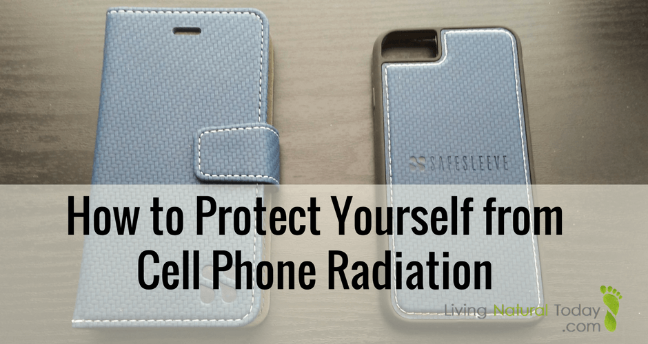 cell phone anti radiation case
