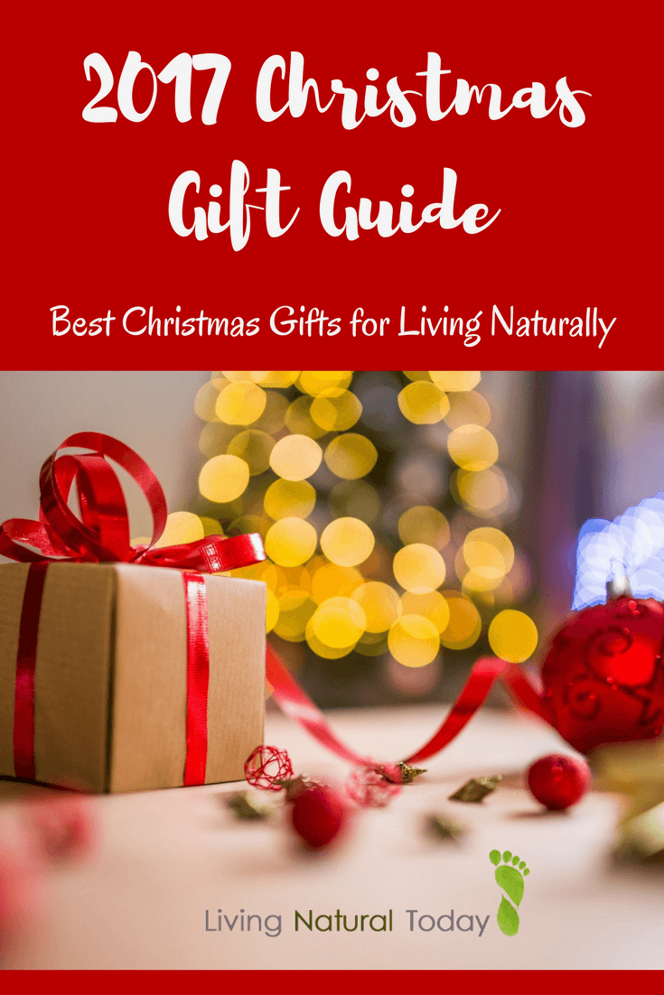 gift guide for natural living
