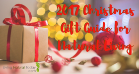 2017 Christmas Gift Guide for Natural Living