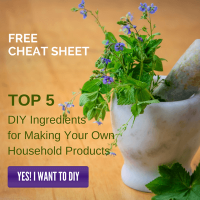 DIY natural ingredients