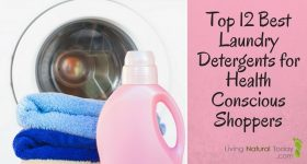 Top 12 Best Laundry Detergents for Health Conscious Shoppers