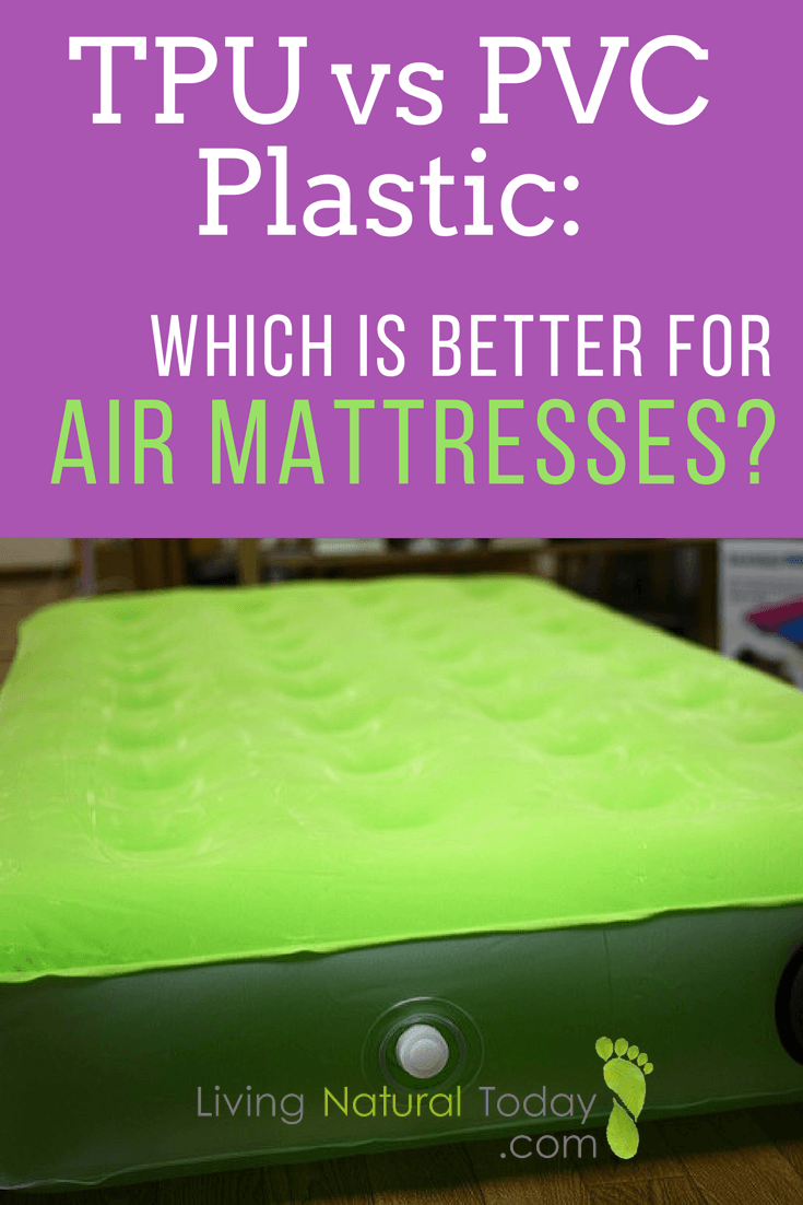 TPU Plastic Air Mattresses