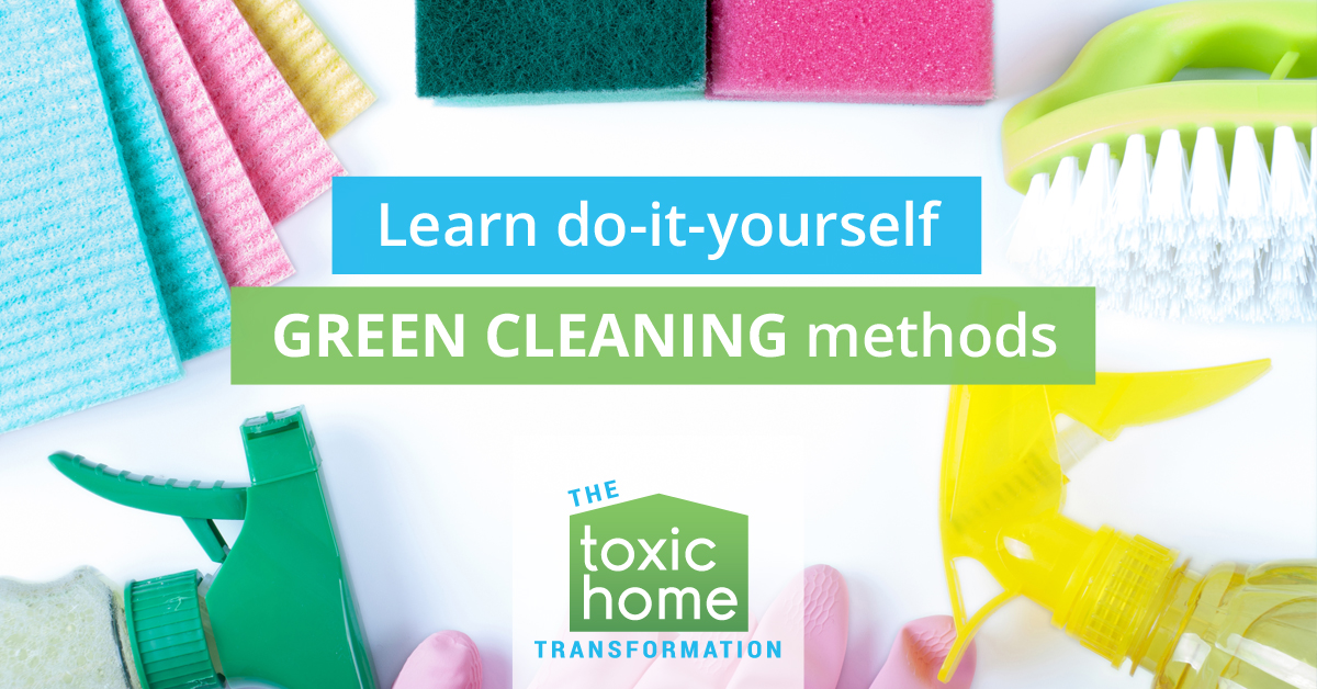 Learn tips to create a healthy home environment at the Toxic Home Transformation summit