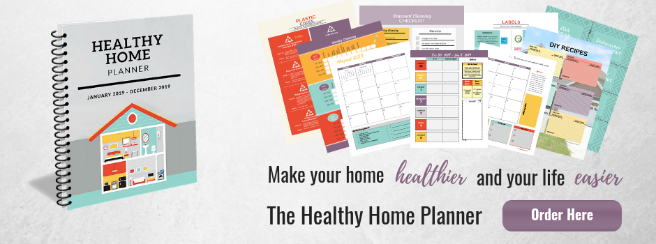 Healthy Home Planner