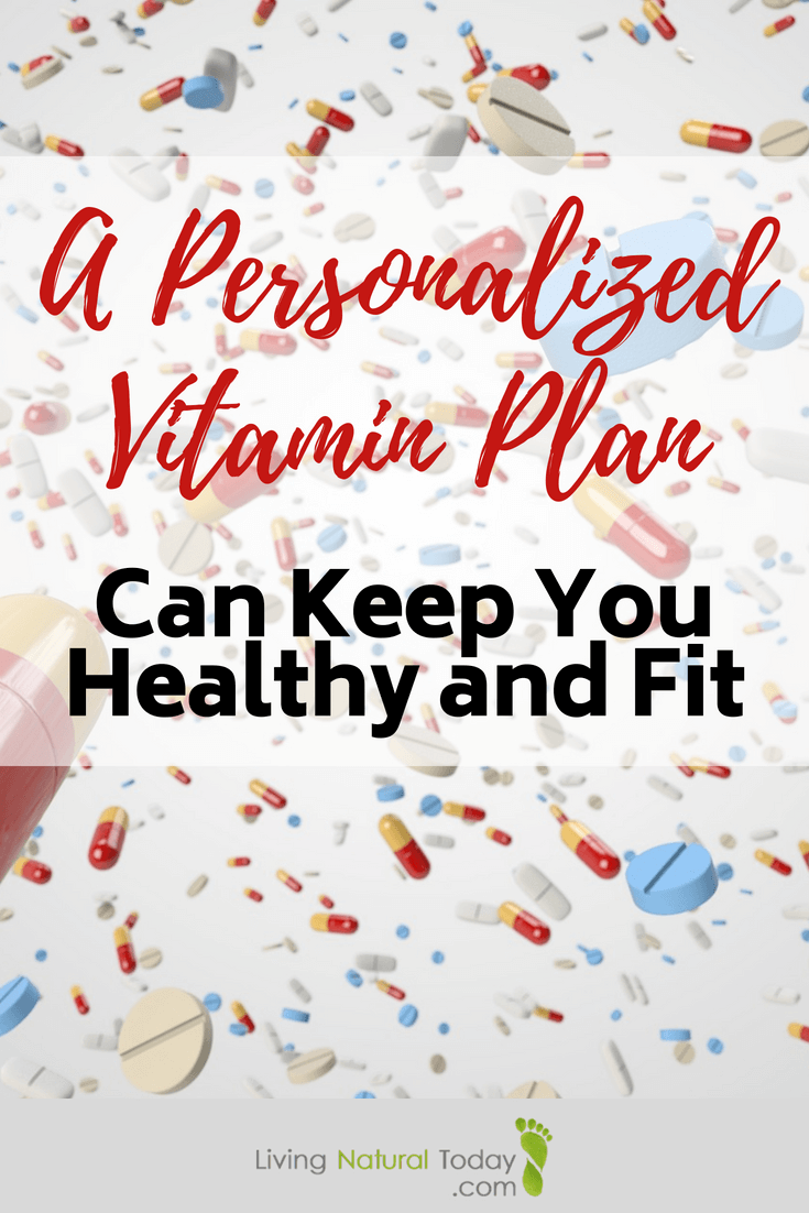 personalized vitamin plan